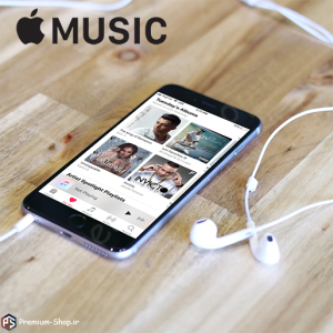 اشتراک Apple Music آمریکا